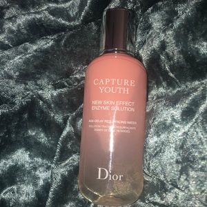 Dior new skin effect enzyme solution